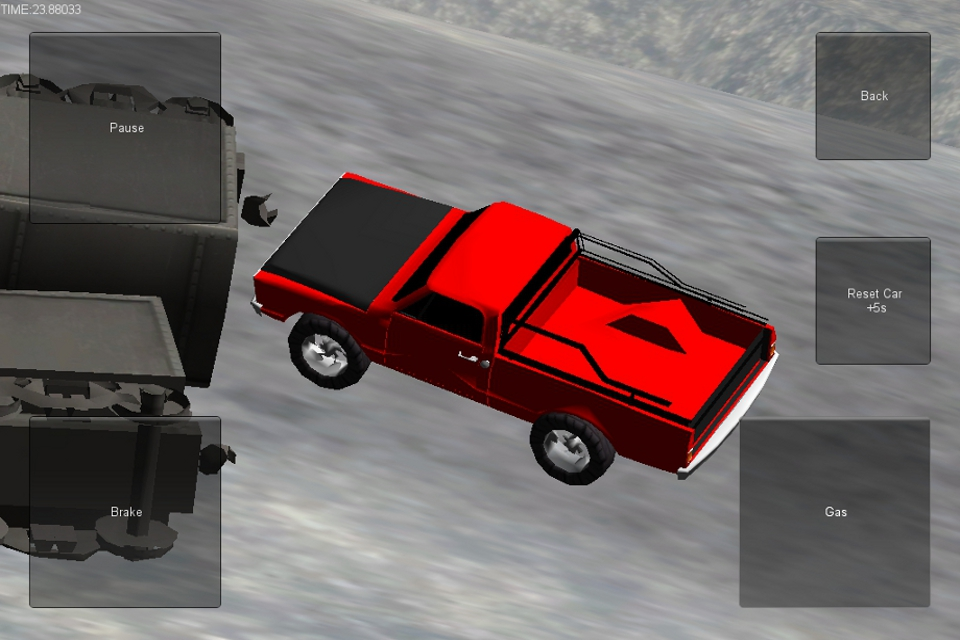 Screenshot 3D Stunt Car Race